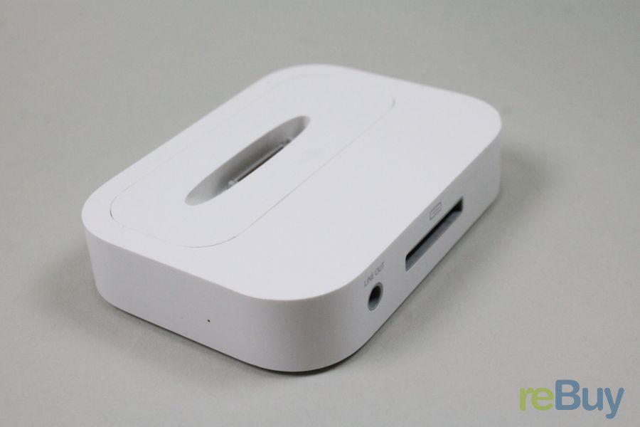 apple universal dock mb125g a inkl fernbedienung und fuenf dock adaptern ebay. Black Bedroom Furniture Sets. Home Design Ideas