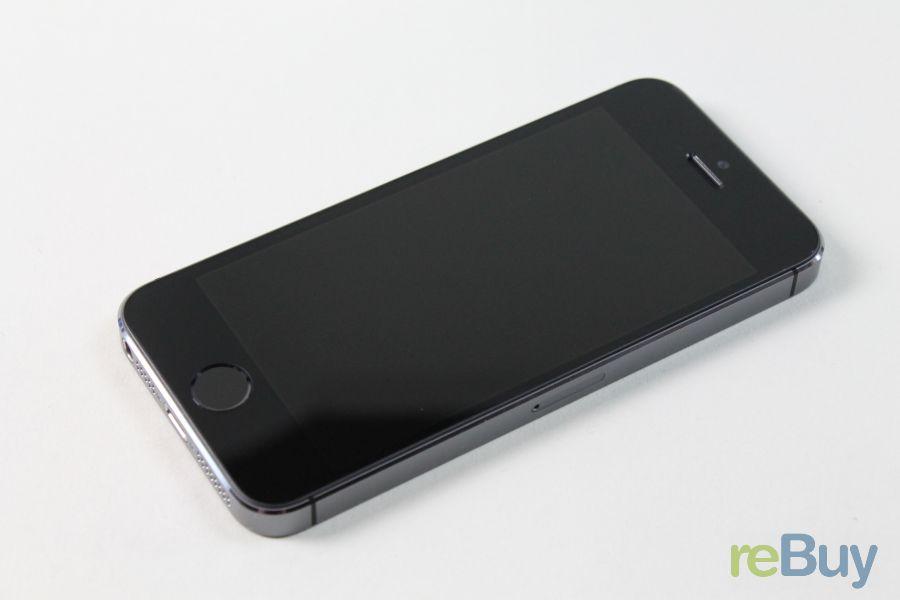 top zustand apple iphone 5s 16 gb spacegrau vodafone in ovp 101 ebay. Black Bedroom Furniture Sets. Home Design Ideas